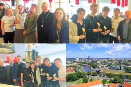 2016 Bridge Baltic Cup